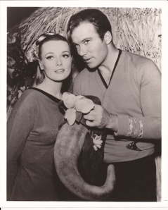 443Star Trek_with Shatner & Gourd_B&W