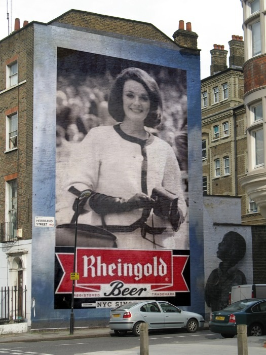 Miss Rheingold, the beauty contest that taught American's to vote for style over substance! (5/5)