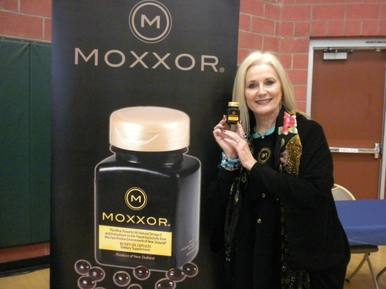 Celeste Yarnall and MOXXOR
