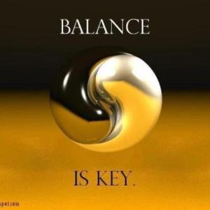 Yin/Yang Balance