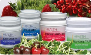 Integrated Health's flagship product, Rejuvenate!