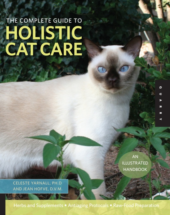 The Complete Guide to Holistic Cat Care, by Celeste Yarnall, Ph.D. & Jean Hofve, DVM