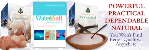 Himalayan Crystal Salt Intro Pack!
