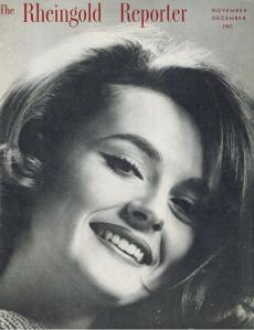 Celeste Yarnall, Miss Rheingold 1964