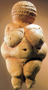 The 30,000 + or _ year old Venus of Willendorfs
