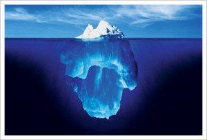iceberg:tip